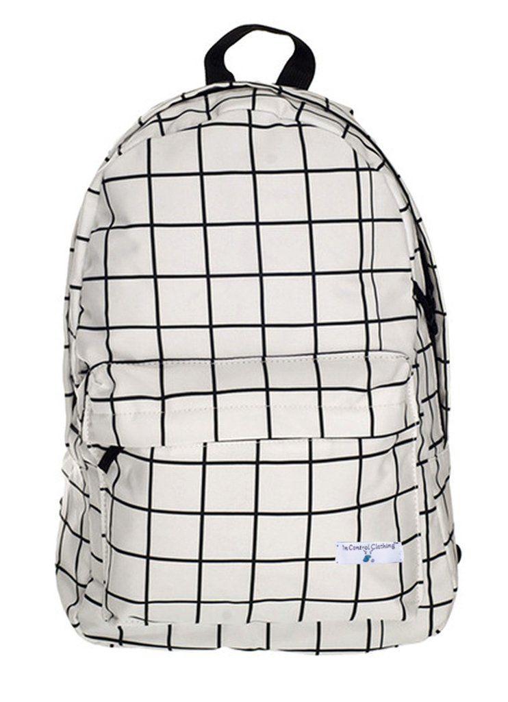 9a4dde02ac0f Grid Aesthetic Backpack