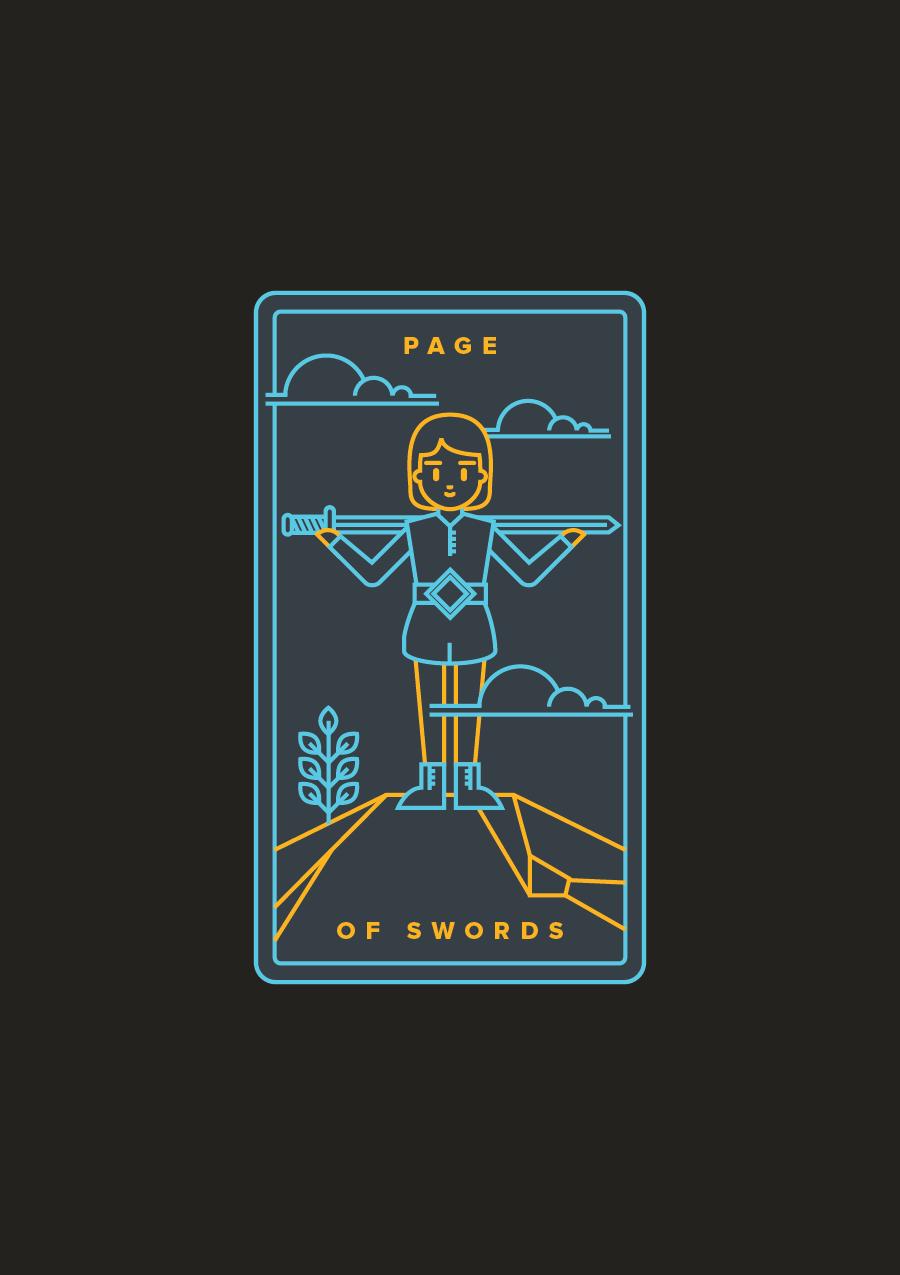 Pin by Crystal Wong on Tarot design in 2019 | Tarot card