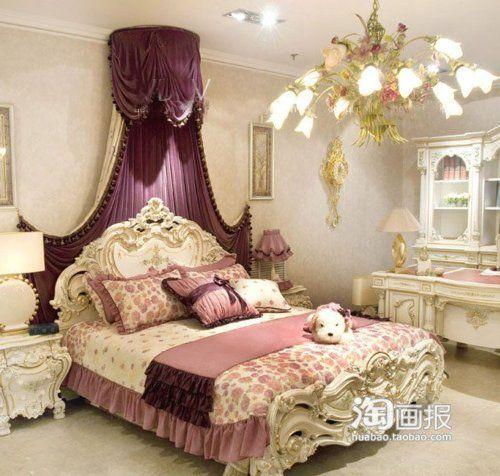Princess Fairytale Bedroom Elegant Bedroom Bedroom Decor