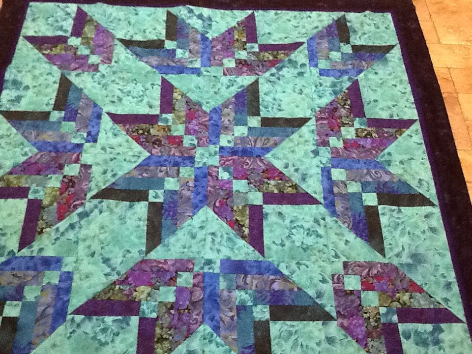 Binding Tool Star Quilt Quilts Ive Made Pinterest Star Quilts