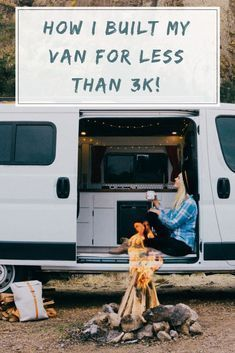 Photo of Our step-by-step guide covers exactly how we built out our Promaster van – for l…