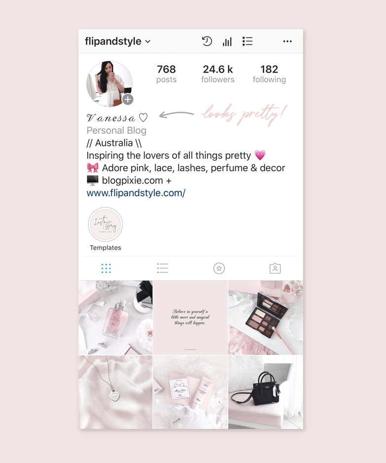 How To Change The Font In Your Instagram Bio Instagram