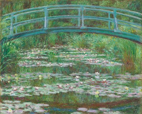Monet ..anything Monet