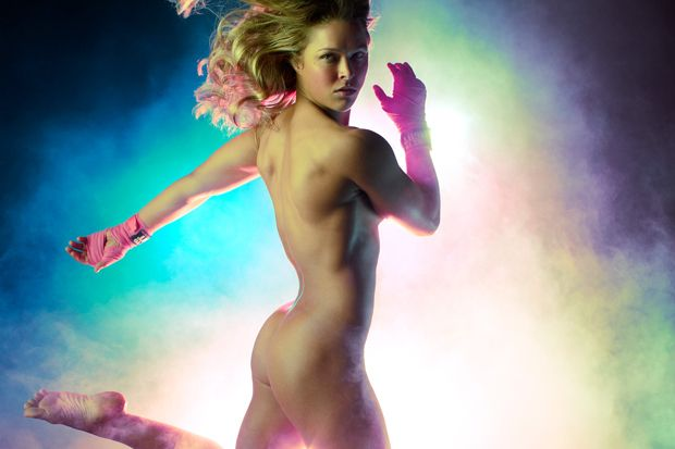 Espn Body Issue 2012 Women