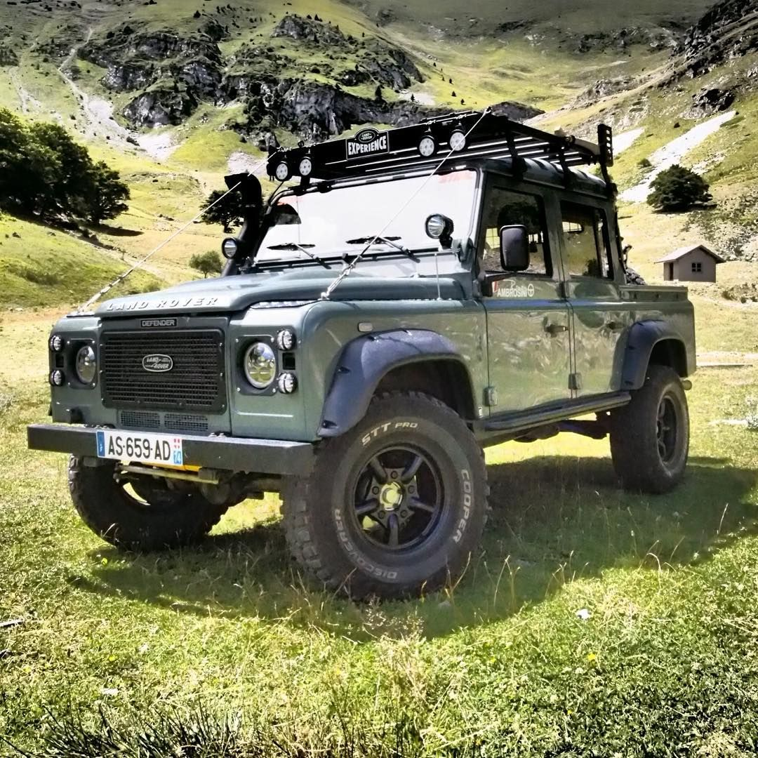 My Toy Landrover Coolnvintage Vanlife Landroverdefender