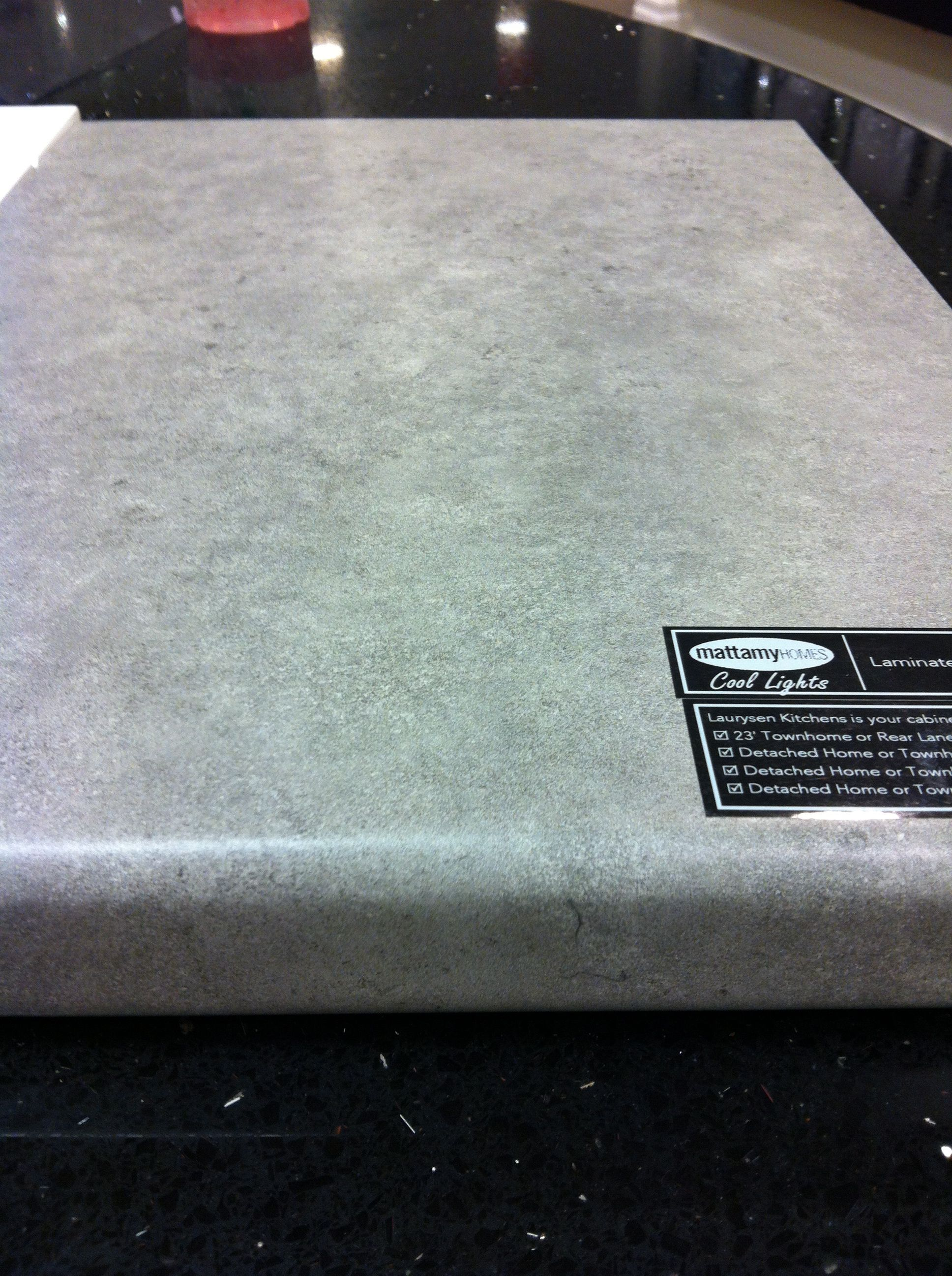 Pearl Soapstone Laminate Counters With