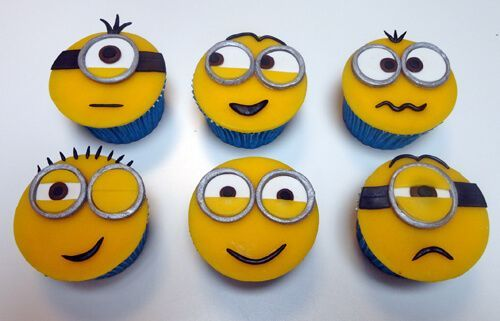 How To Zelf Minion cupcakes maken