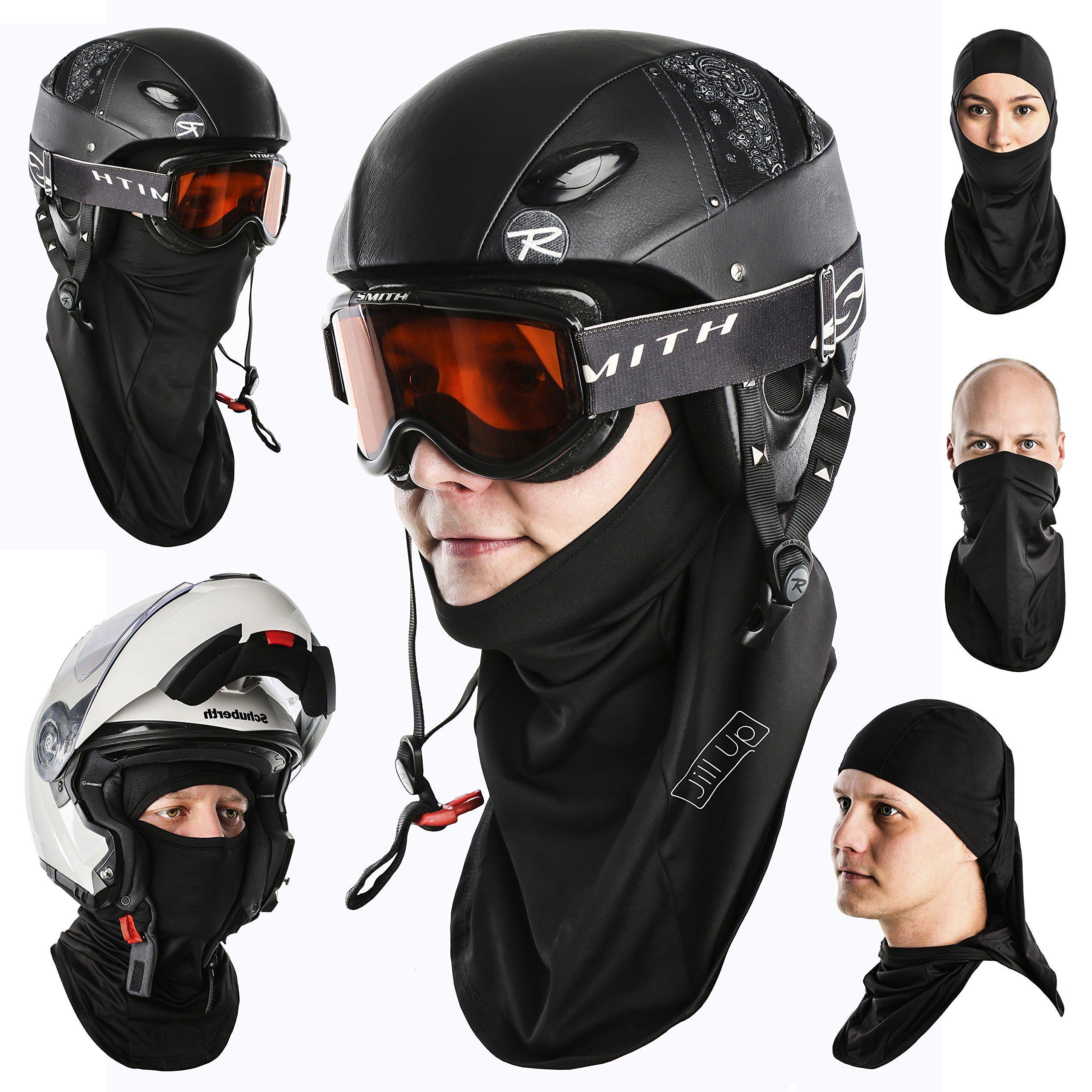Multipurpose Balaclava Full Face Ski Mask 2 Pack Regular