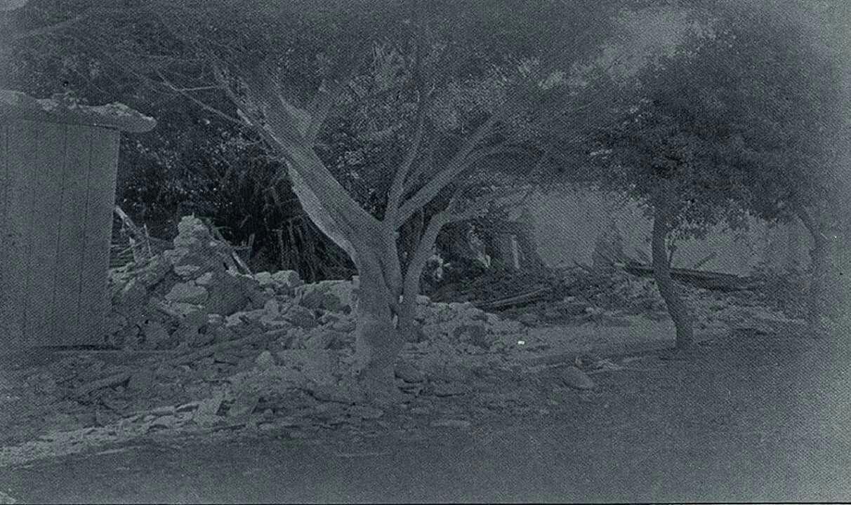 Macuto Horas Después Del Terremoto Del 29 De Octubre De 1900 Estragos Del Terremoto Ocurrido 29 De Octubre En El Año 1900 En Macuto Casa De La Outdoor Snow