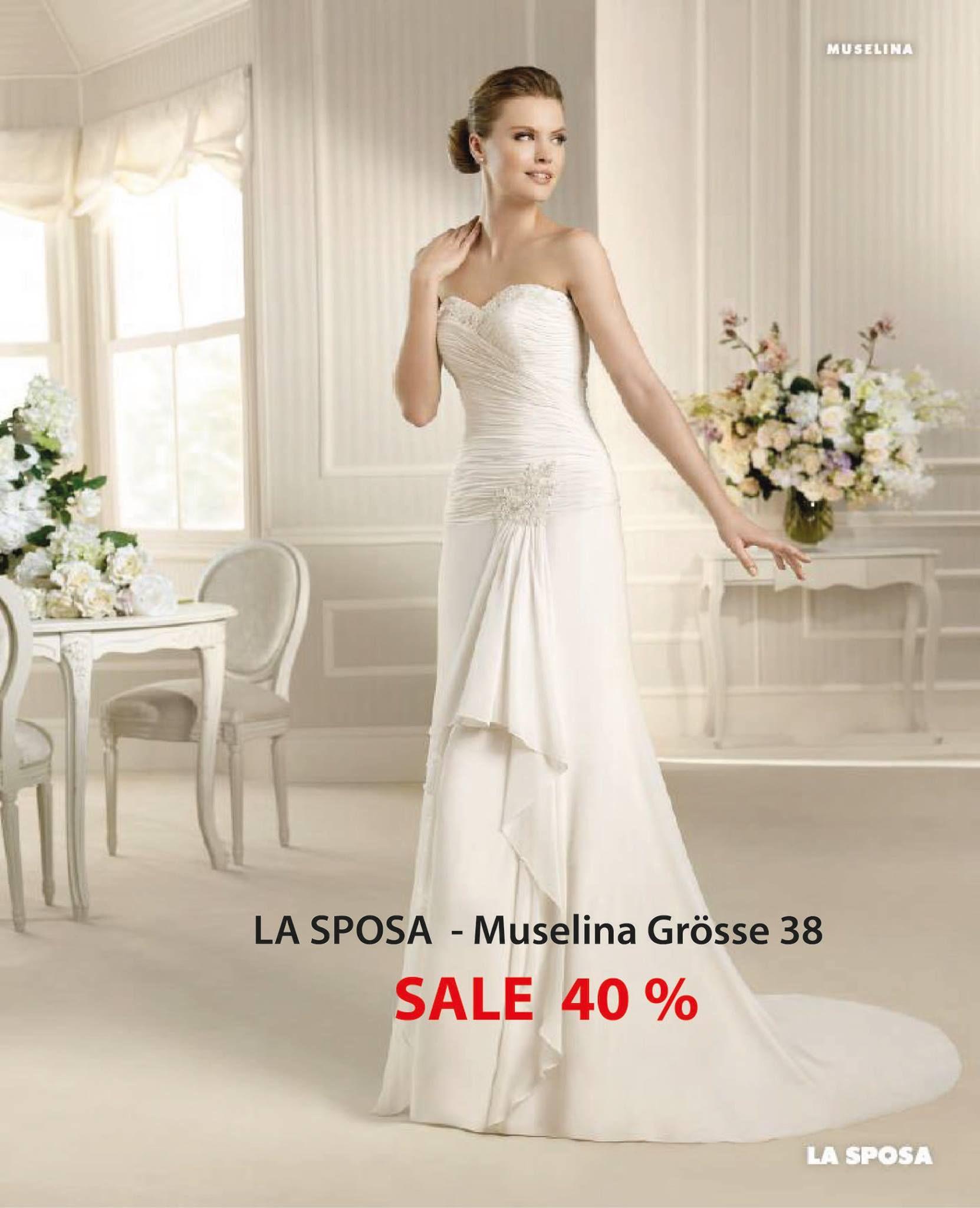 LA SPOSA Brautkleid  http://www.brautmode-diamore.de/
