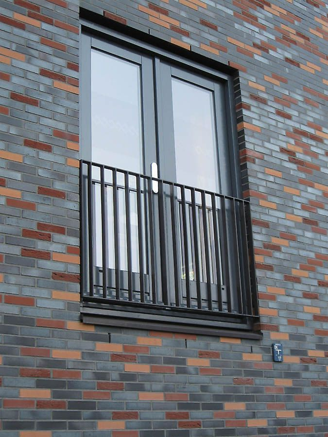 modern juliet balcony google search house exterior With französischer balkon mit alu sonnenschirm 3m