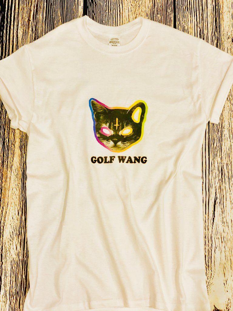 31be8b49d9b985 Tie Dye Cat Shirt Odd Future - DREAMWORKS