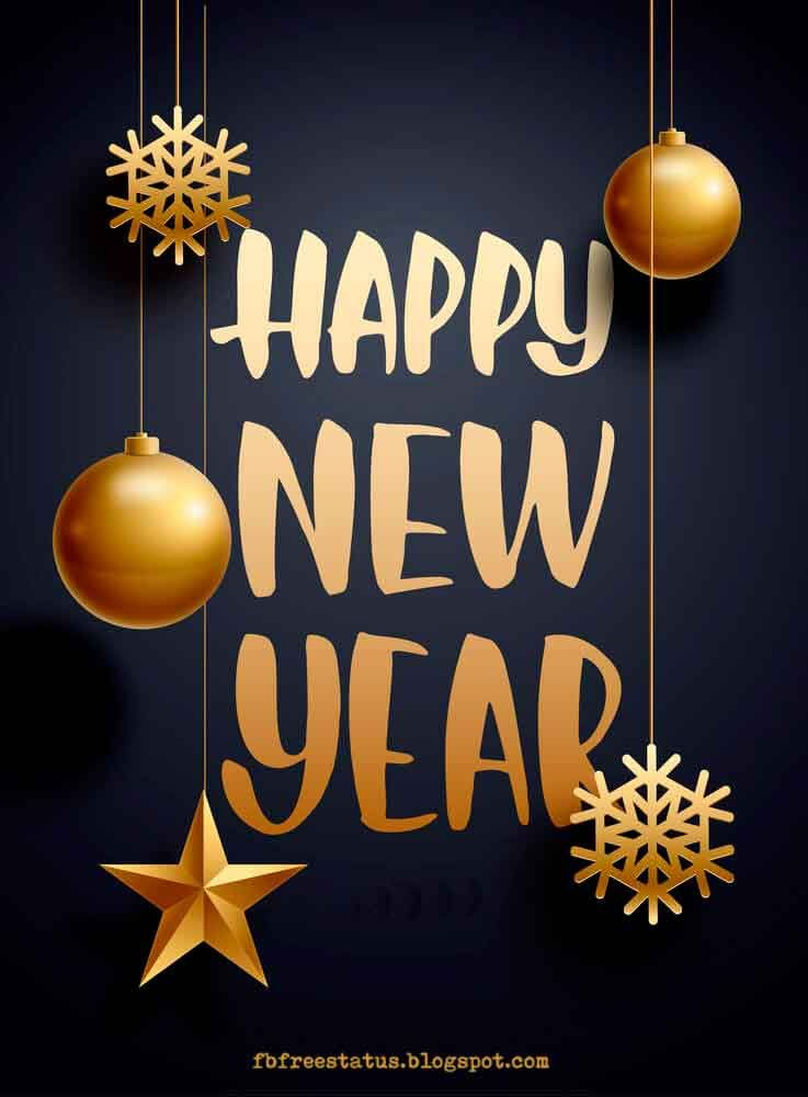 Happy New Year 2020 HD Wallpaper & Images Download Free | Happy new year  wallpaper, Happy new year greetings, Happy new year pictures