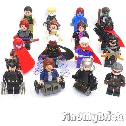 LEGO Bausteine & Bauzubehör Lego Lot Of 6 Klassiker Rot Ninja Minifiguren Minifigs Figuren Baukästen & Konstruktion