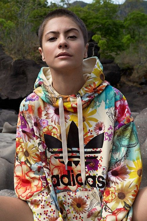 The Farm Company Teams up With adidas for a Tropical-Inspired Capsule