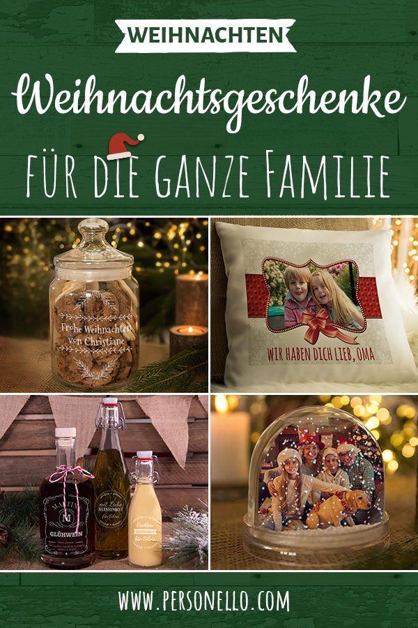 Persönliche Weihnachtsgeschenke mit Foto   Weihnachtsgeschenkideen