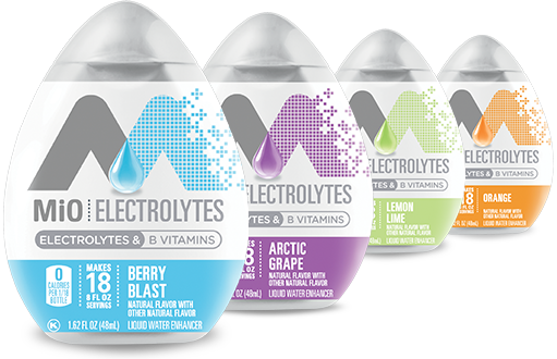 can you use water enhancers on keto diet