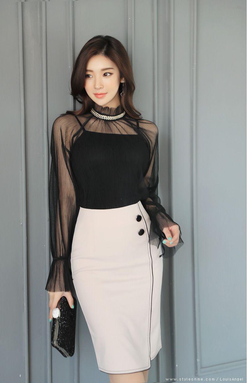 Classy Asian Women