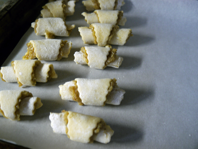 Kifli is another Hungarian Christmas tradition that I remember well, and they were always my favorite of the Christmas cookies. Growing up, we called them Kiffles, which is the anglicized version …