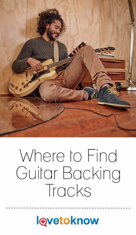 Where to Find Guitar Backing Tracks | Entertainment | Board