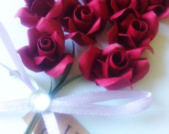 Your Place To Buy And Sell All Things Handmade Flower Bouquet Wedding Pink Rose Flower Flowers Bouquet