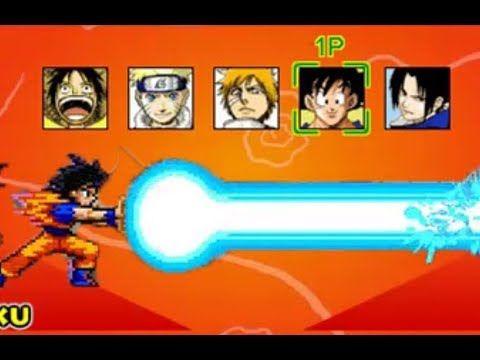 Anime Fighters Cr Sasuke Goku Vs Naruto Ichigo Luffy Sasuke Goku Vs Naruto Sasuke