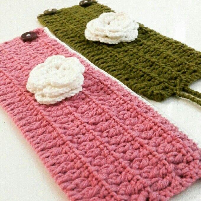 Mug crochet
