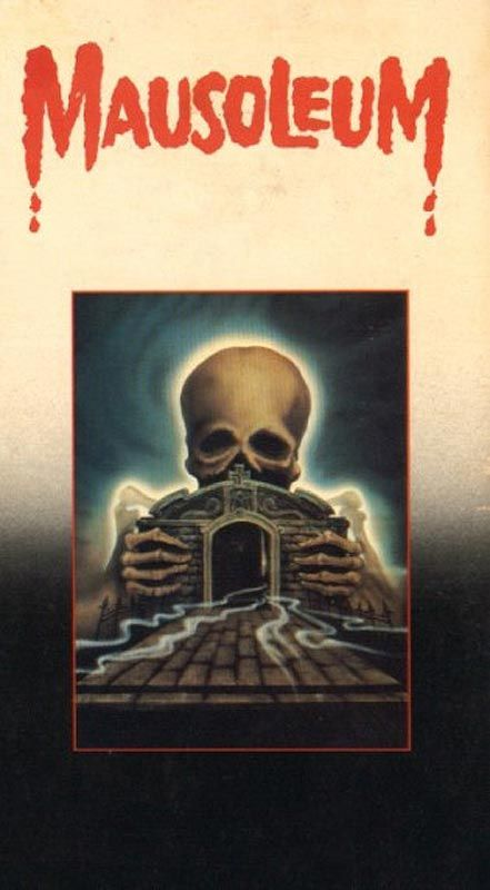 Severed Cinema - Horror Movie Reviews, Cult, Obscure Movie Reviews, News, Interviews, Screenshots, DVD, VHS, Blu-ray and More - Mausoleum - VHS - VideoSpace
