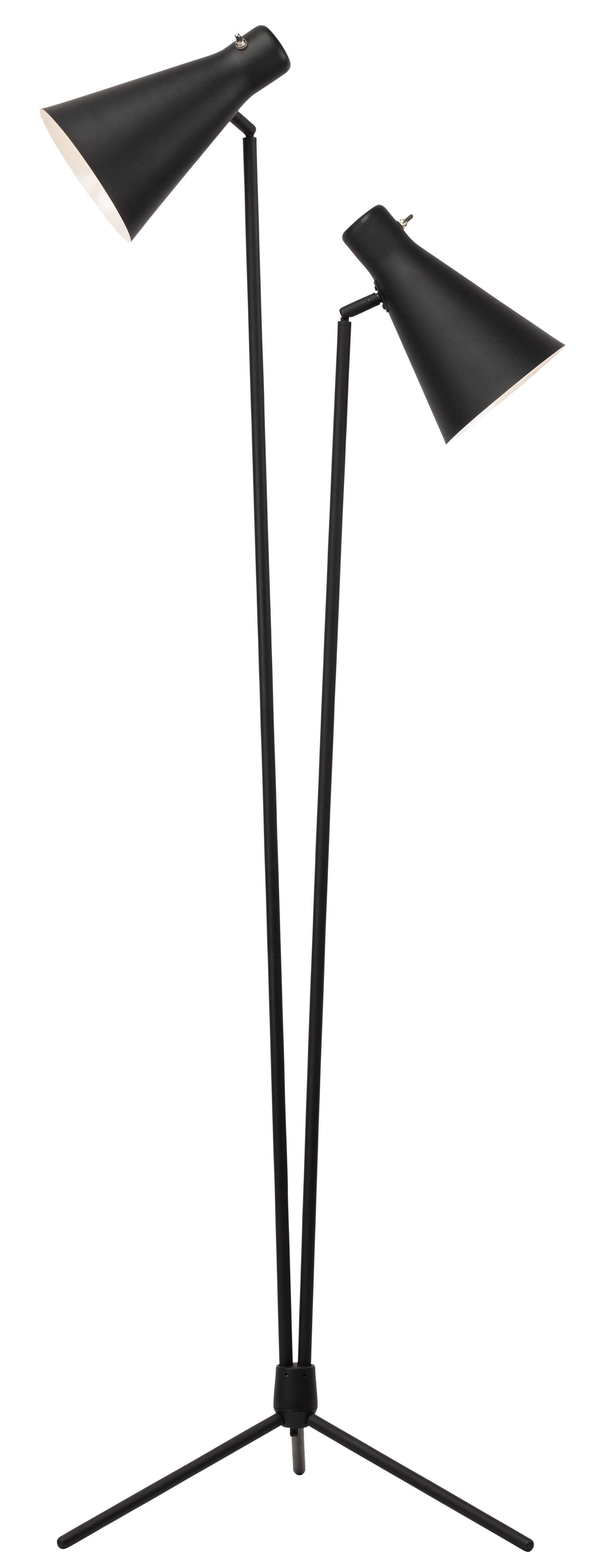 Add some light and style to your space with the Eleana Floor Lamp