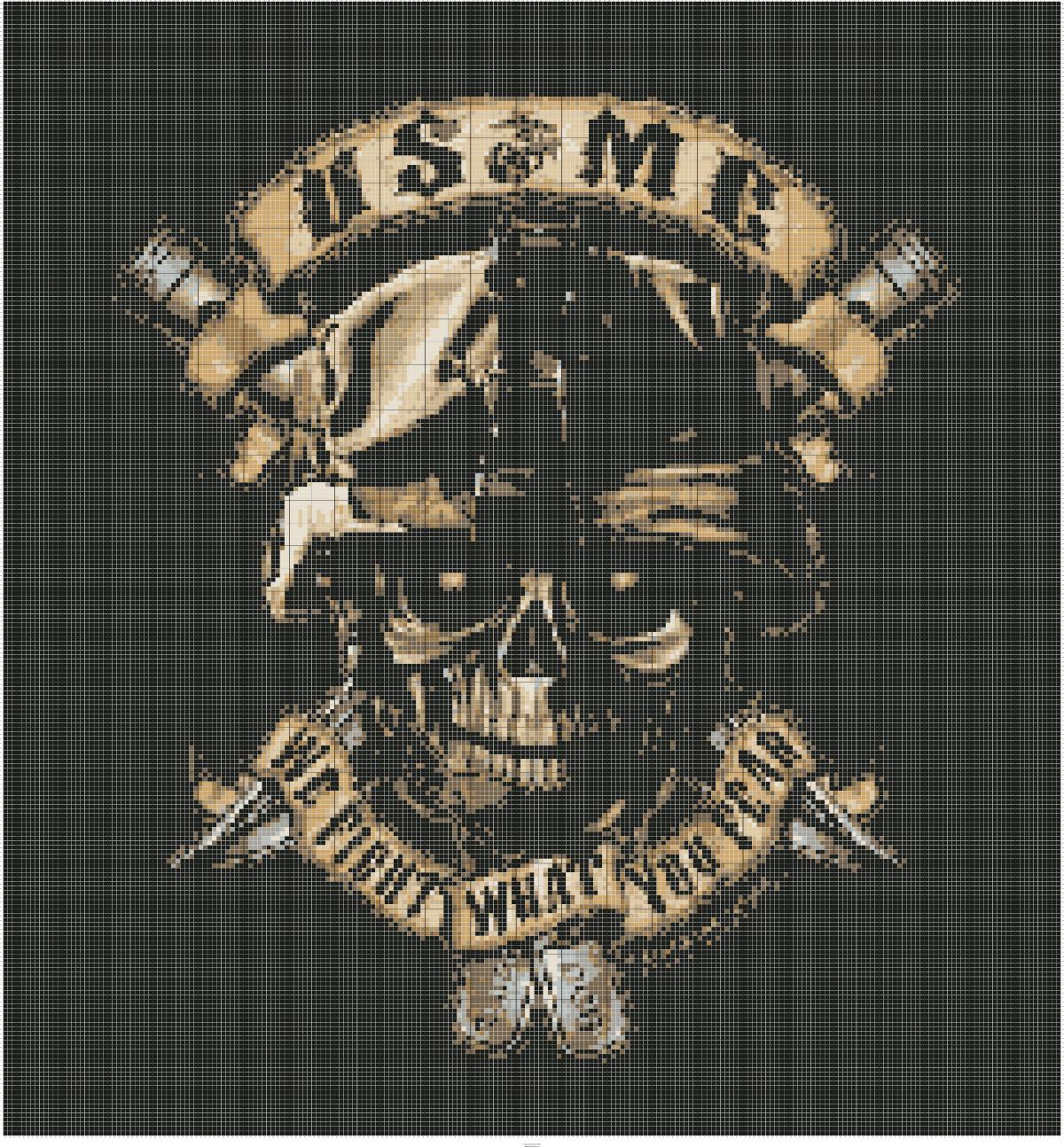 Usmc 233x250