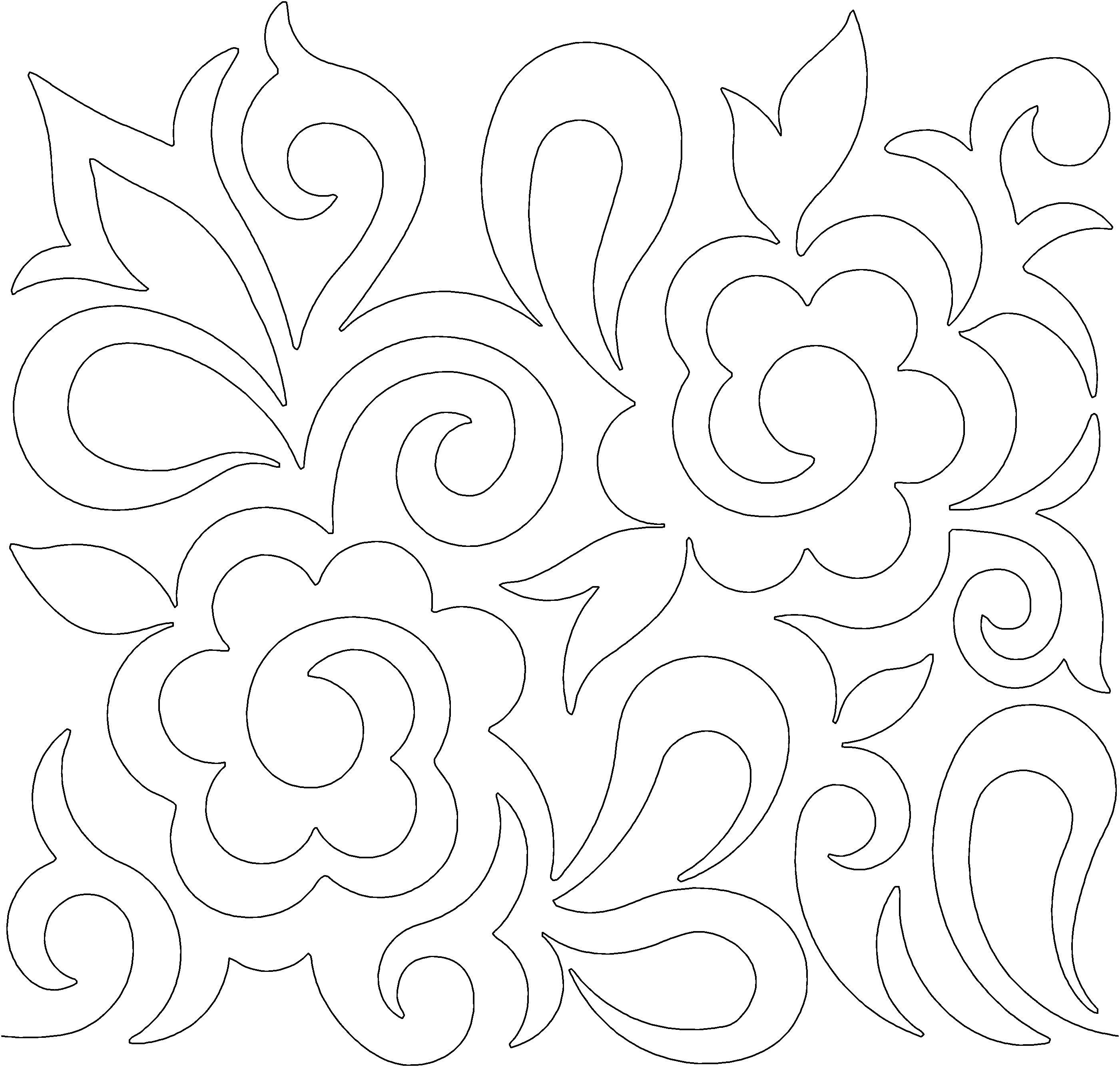 fanfare doodle | Bordado | Pinterest | Acolchados, Bordado y Edredones