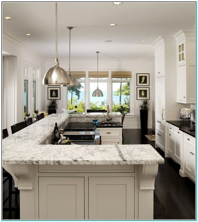 Download Wallpaper White Kitchen Ideas Without Island