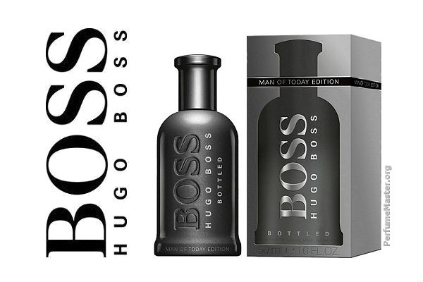 hugo boss bottled man of today