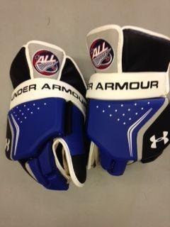 Under Armour Custom A L L Pro Box Lacrosse Goalie Gloves Goalie Gloves Lacrosse Goalie Box Lacrosse