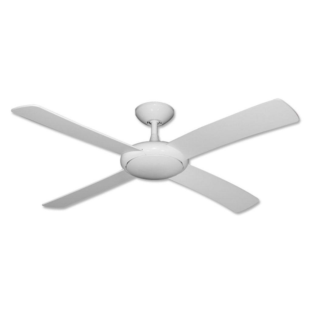 Modern White Ceiling Fan No Light Httpladysroinfo Pinterest