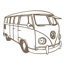 Afbeeldingsresultaat Voor Volkswagen T1 Kleurplaat Vintage Motor
