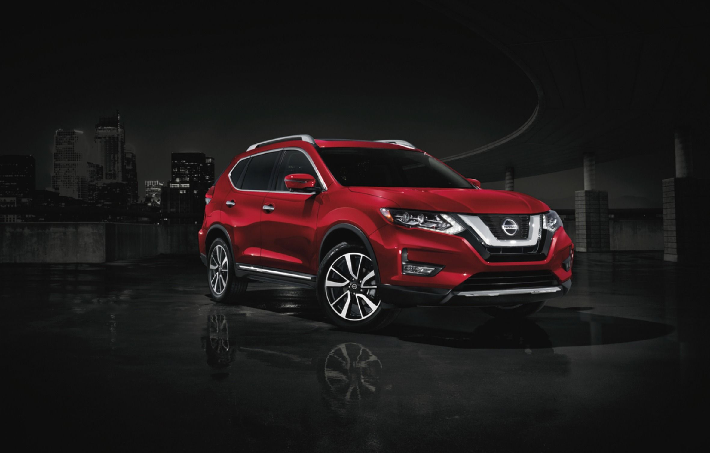 Nissan Intelligent Mobility Empowers You To Take A Bolder Ride Through Life In The 2019 Nissan Rogue Find Out More Here Ht Nissan Rogue Crossover Suv Nissan