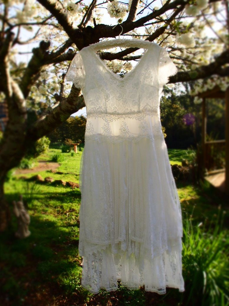 Country wedding dresses that is the short version of my lacey