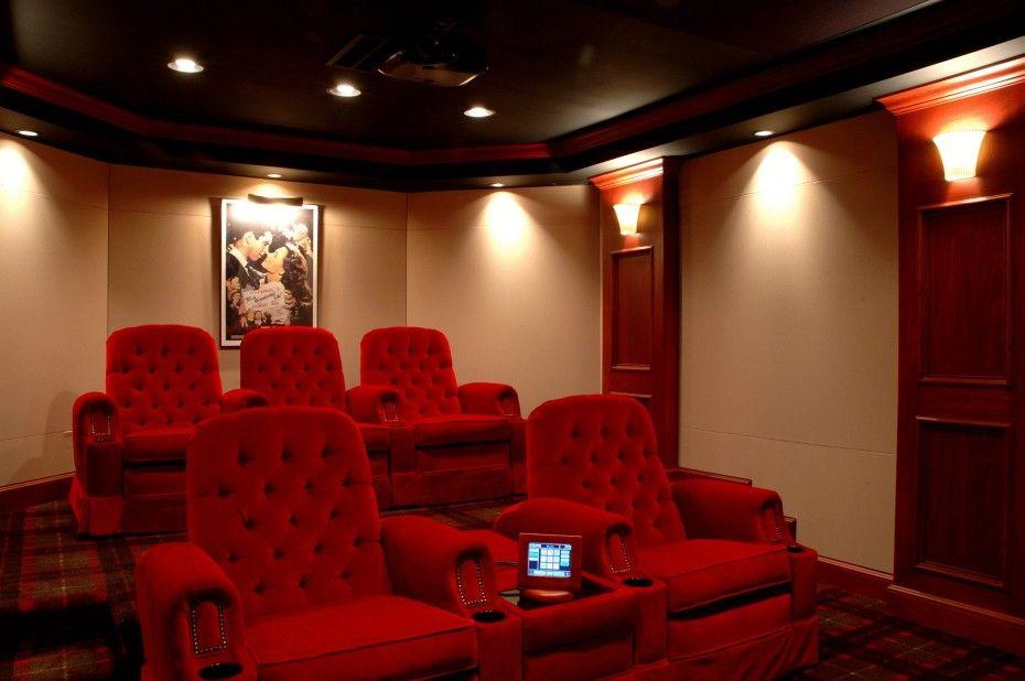 Smaller Media Room Layout Haus