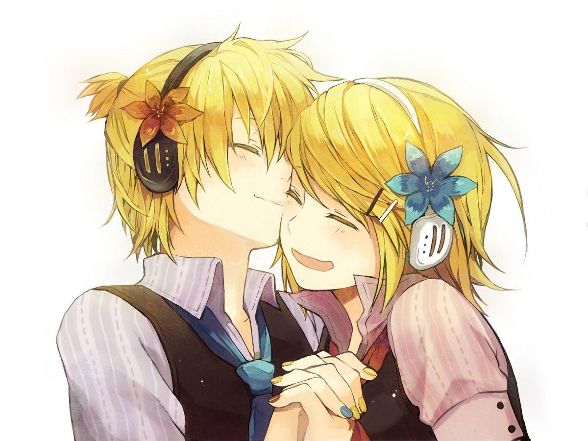 Rin & Len,love!   Lenny ❤ Rinny   Pinterest   Love you, I love ...