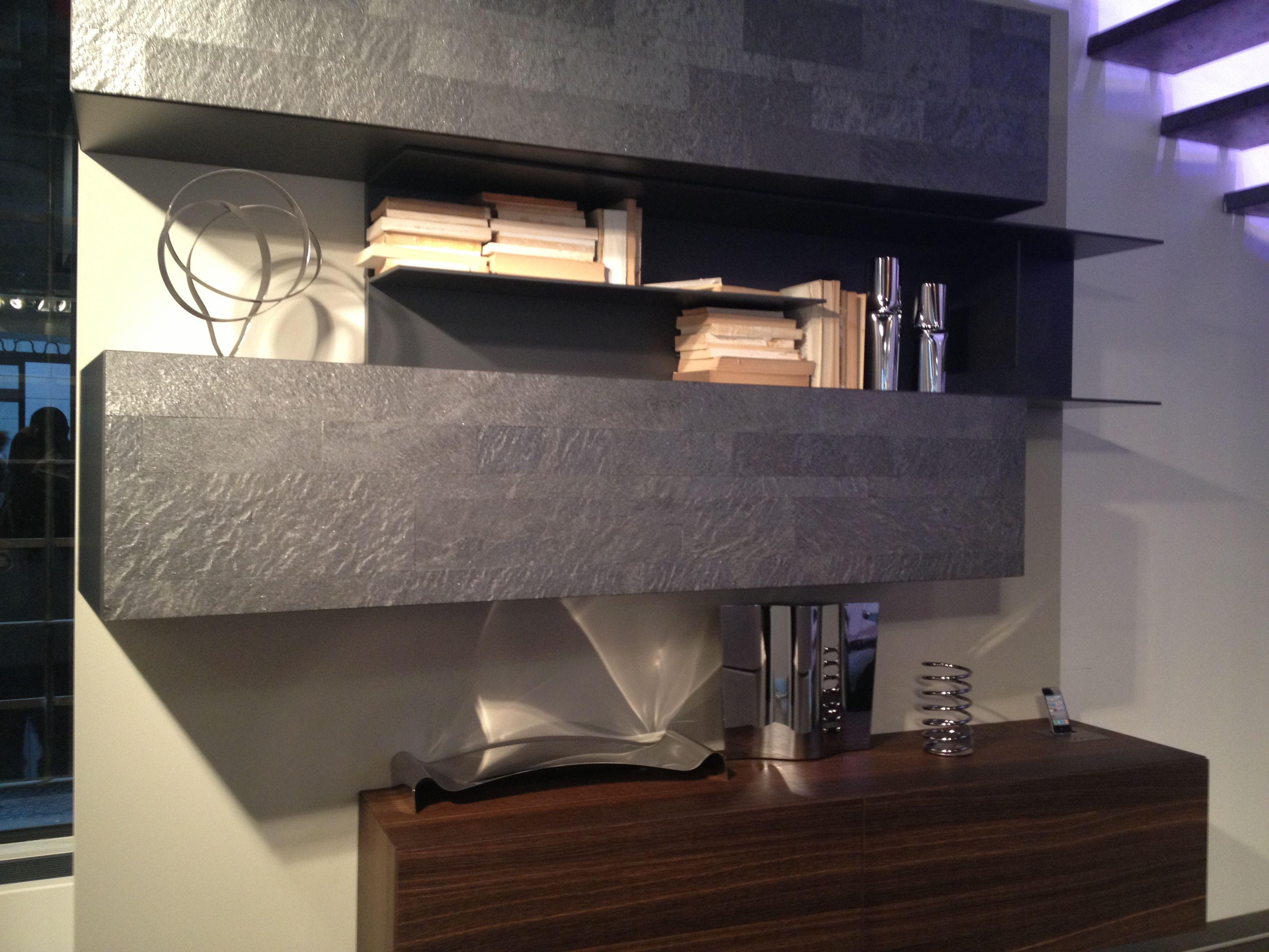 Presotto mobili slate style il sottile foglio di - Presotto mobili ...