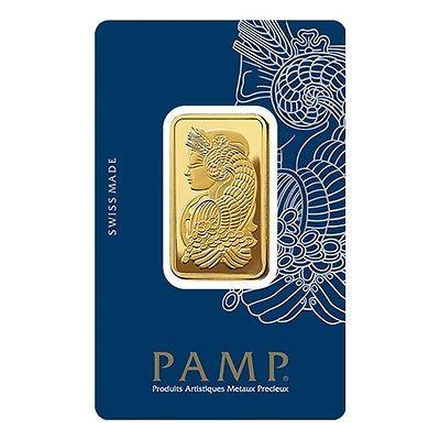 2 Tolas Gold Bar Pamp Suisse Lady Fortuna Veriscan 9999 Fine In Assay Metaux Precieux Metal Produits