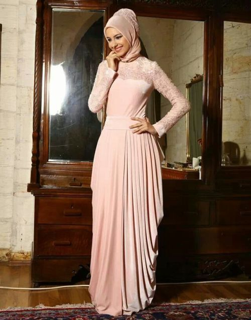 Model Baju Muslim Remaja Simple Modis  81cb442b0f