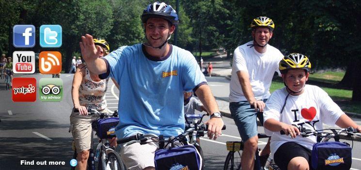 Www Bikenewyorkcity Com Bike And Roll New York City Bike Rentals