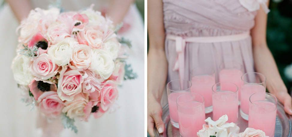 Light Pink Wedding Ideas To Try In 2016