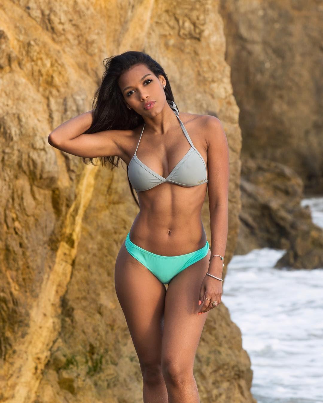 I want to be a bikini model