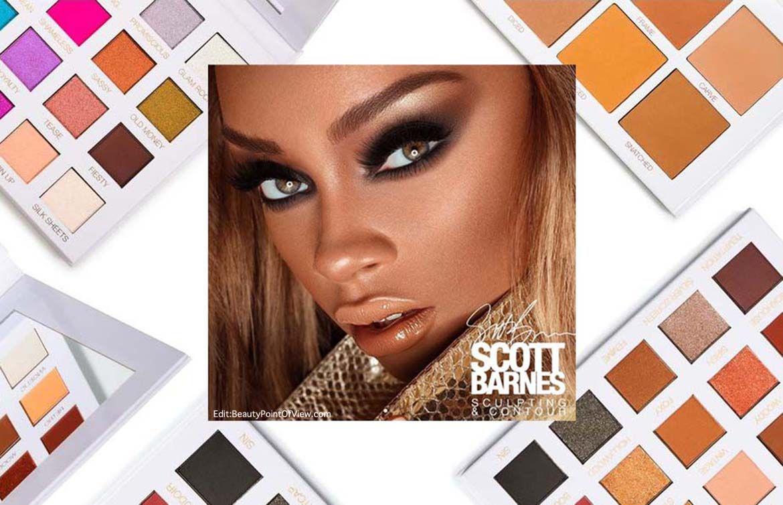 Scott Barnes Makeup Is Here! Luminous makeup, Matte