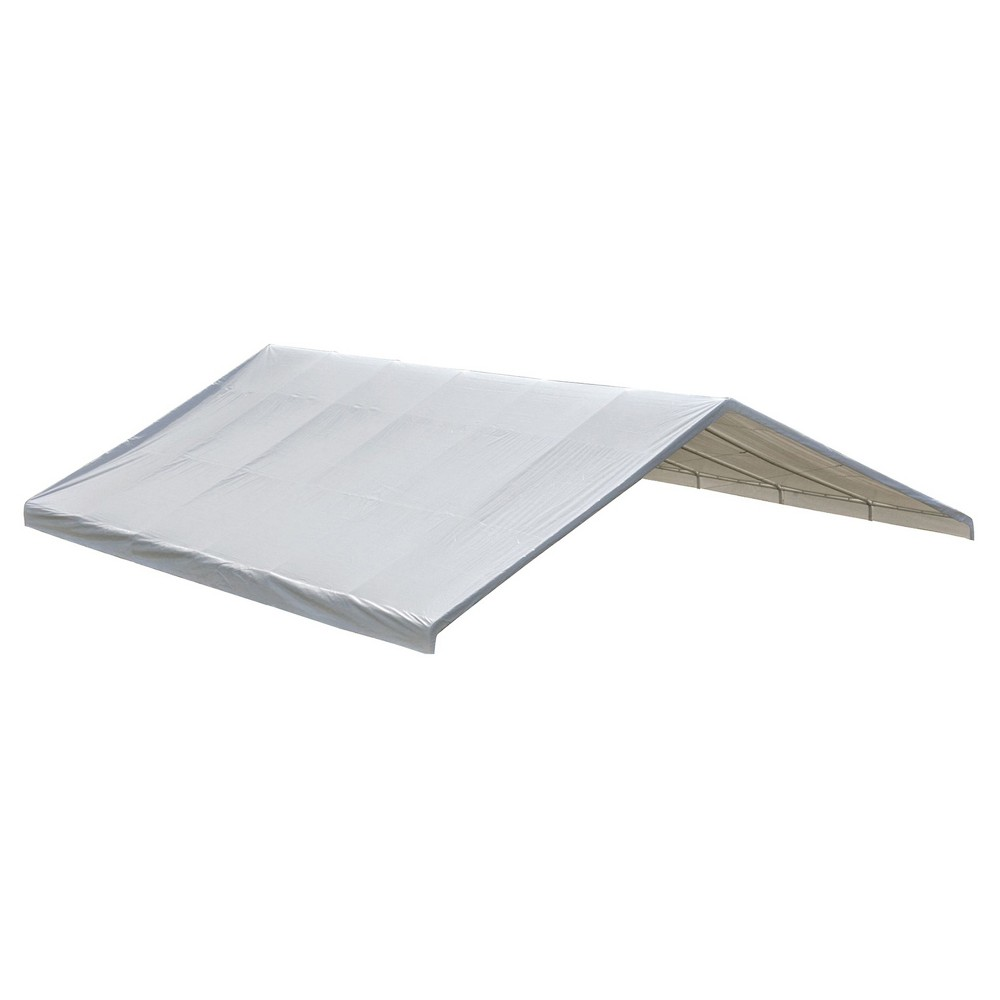Canopy Replacement Cover For 2-3 8 Frame 30X40 - White - Shelterlogic  sc 1 st  Pinterest & Canopy Replacement Cover For 2-3 8 Frame 30X40 - White ...