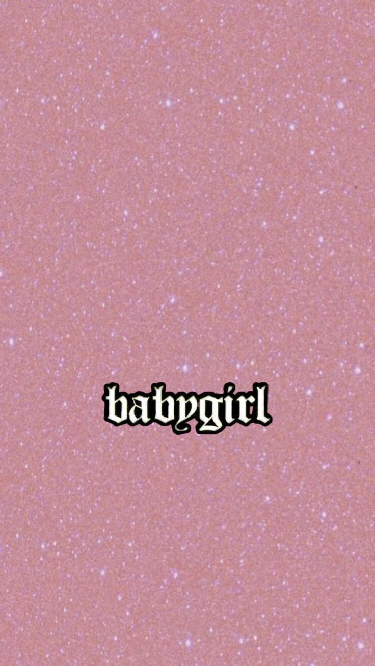 Pin on babygirl wallpapers
