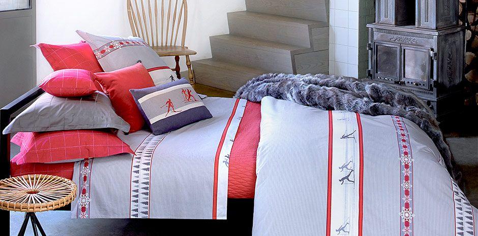 olivier desforges linge de maison haut de gamme parures. Black Bedroom Furniture Sets. Home Design Ideas
